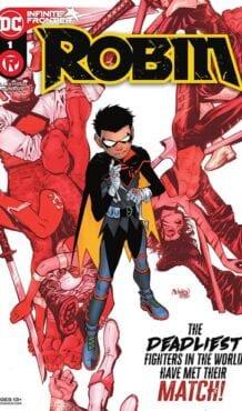 Comic completo Robin Volumen 3