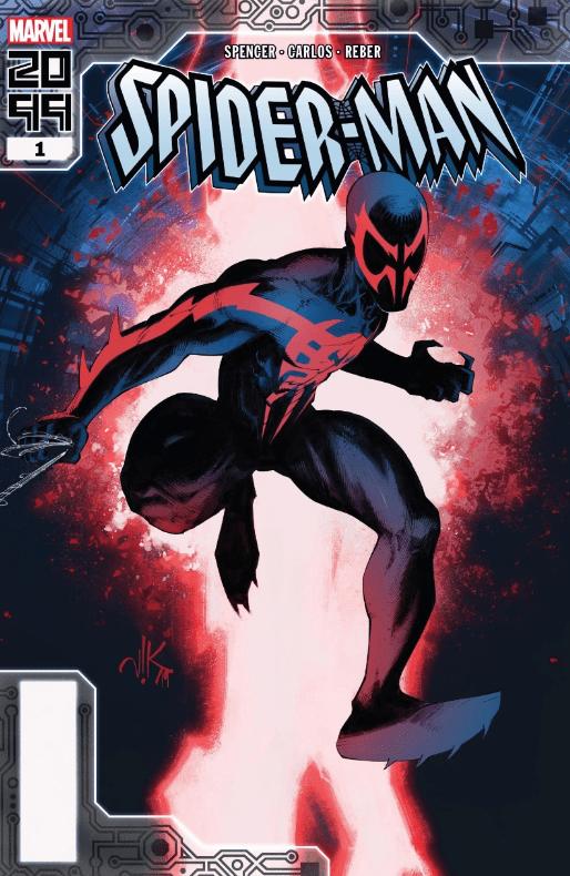 Comic completo Spider-Man 2099 Volumen 4