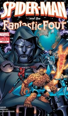 Comic completo Spider-Man and the Fantastic Four