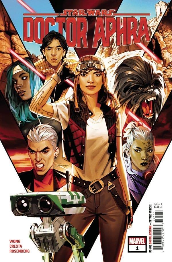 Comic completo Star Wars: Doctor Aphra Volumen 2