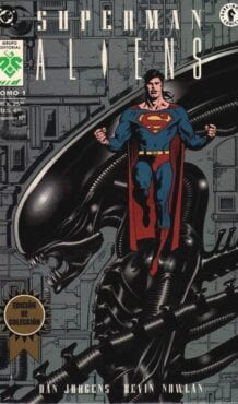 Comic completo Superman/Aliens