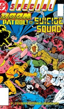 Comic completo The Doom Patrol and Suicide Squad Special