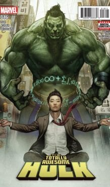 Comic completo The Totally Awesome Hulk Volume 1