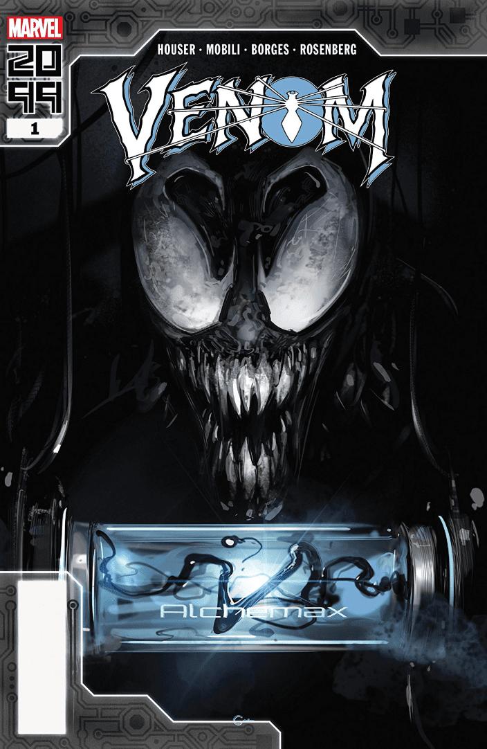Comic completo Venom 2099 Volumen 1