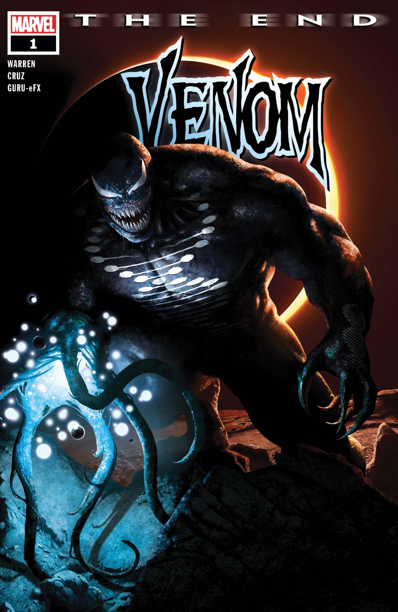 Comic completo Venom: The End