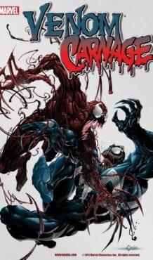 Comic completo Venom Vs Carnage