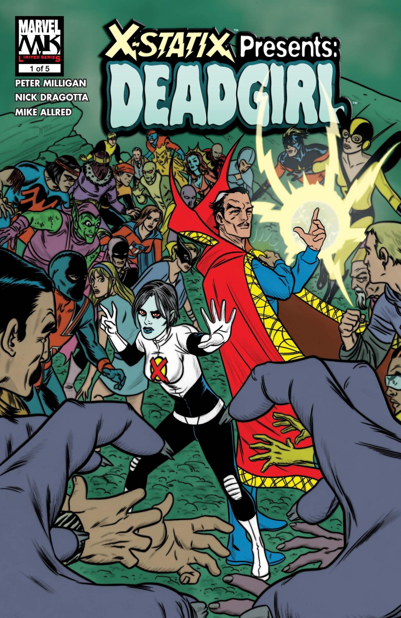 Comic completo X-Statix Presents: Dead Girl