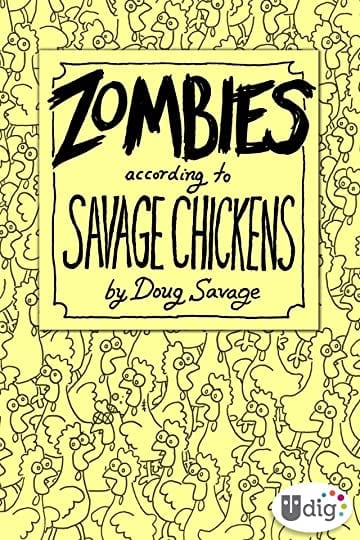 Comic completo Zombies According to Savage Chickens