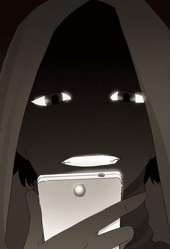 Comic completo Amor oscuro