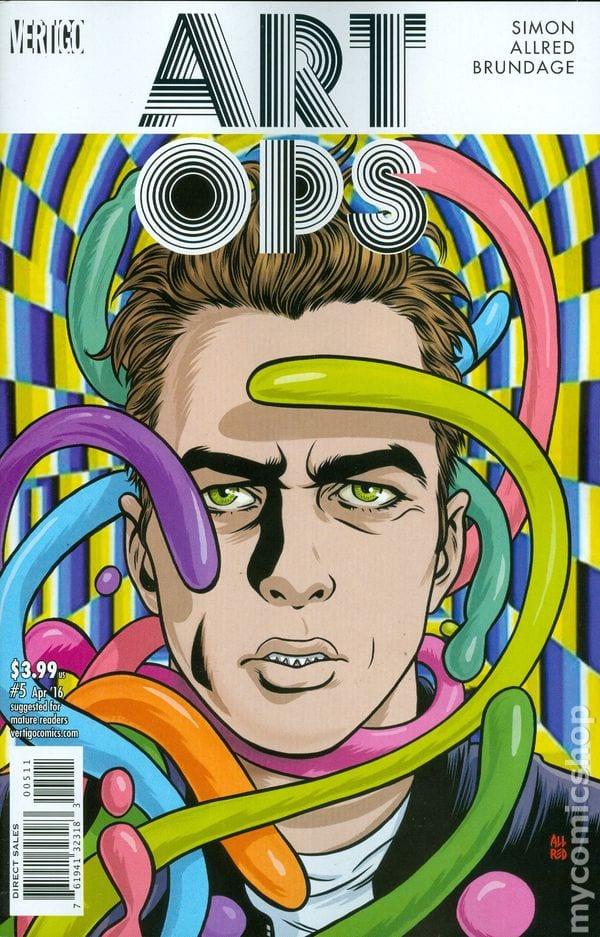 Comic completo Art Ops