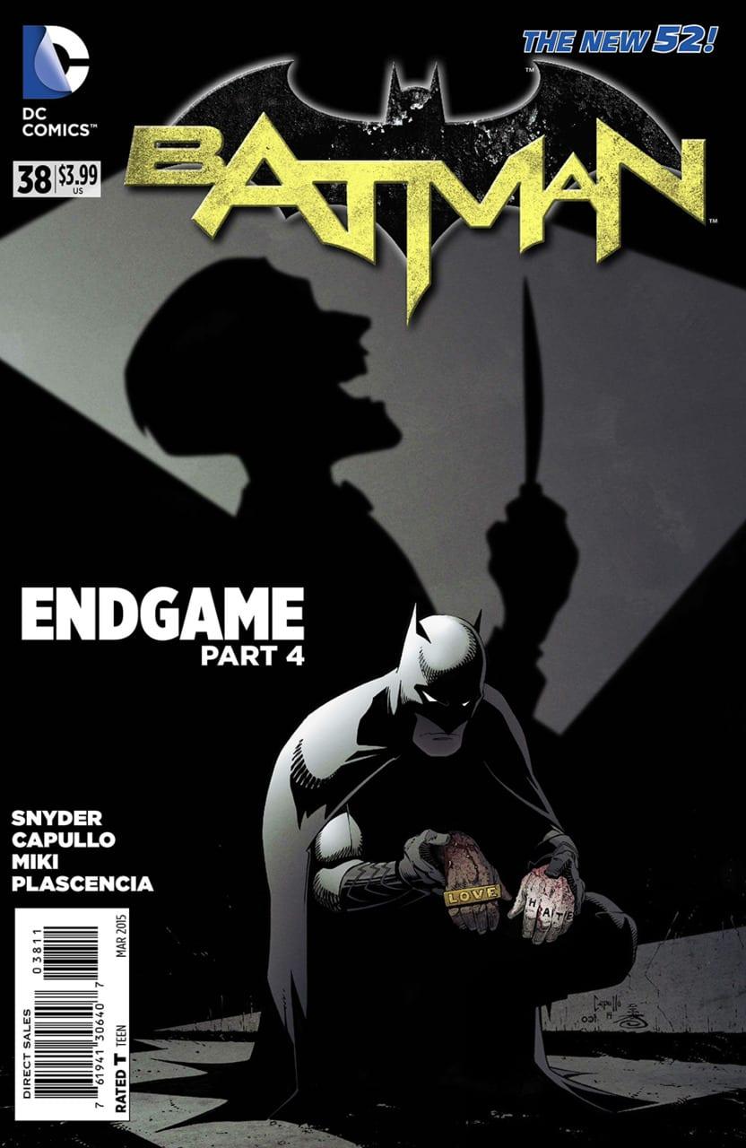 Descargar Batman Endgame comic