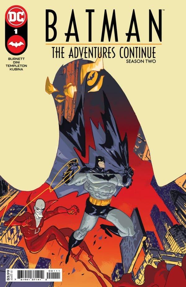 Descargar Batman The Adventures Continue Season Two comic