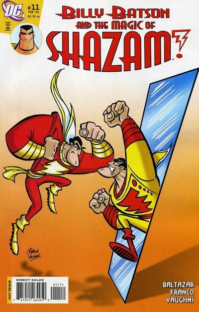 Descargar Billy Batson and the Magic of Shazam comic