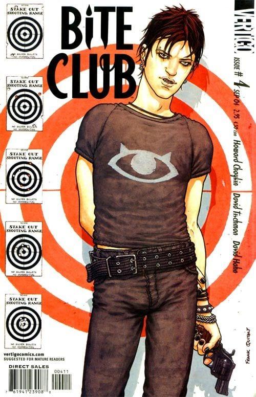 Comic completo Bite Club