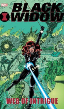 Comic completo Black Widow: Web of Intrigue