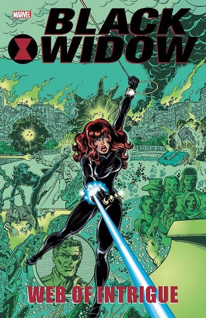 Descargar Black Widow Web of Intrigue comic