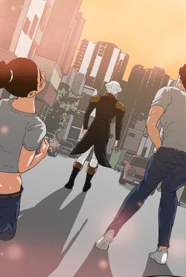 Comic completo Camino a la salvación