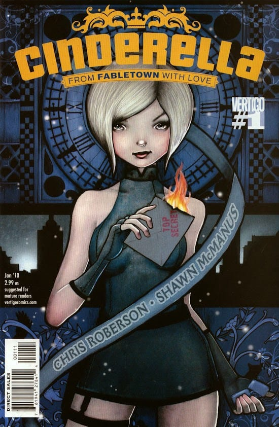 Comic completo Cinderella: From Fabletown with Love