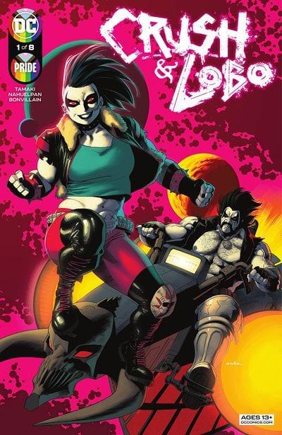 Descargar Crush Lobo comic