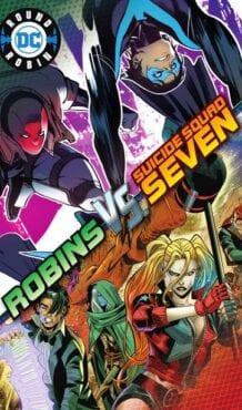 Comic completo DC's Round Robin: Robins vs. Suicide Squad Seven