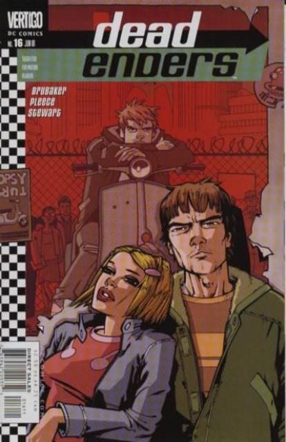 Comic completo Deadenders