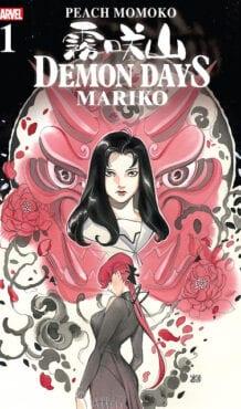 Comic completo Demon Days Mariko