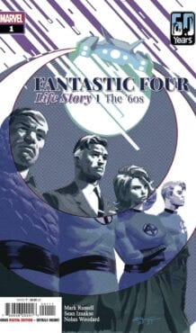 Comic completo Fantastic Four: Life Story