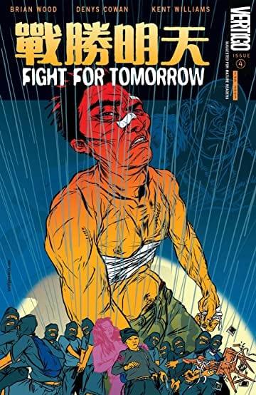 Comic completo Fight for Tomorrow