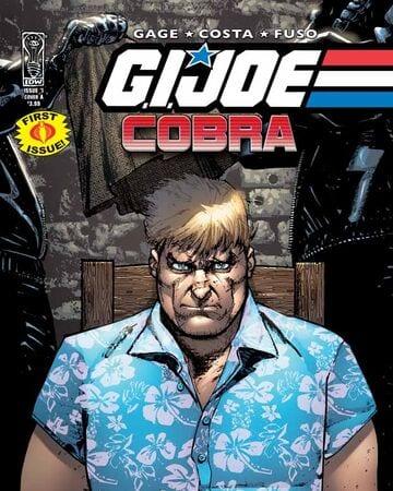 Descargar G.I Joe Cobra I comic