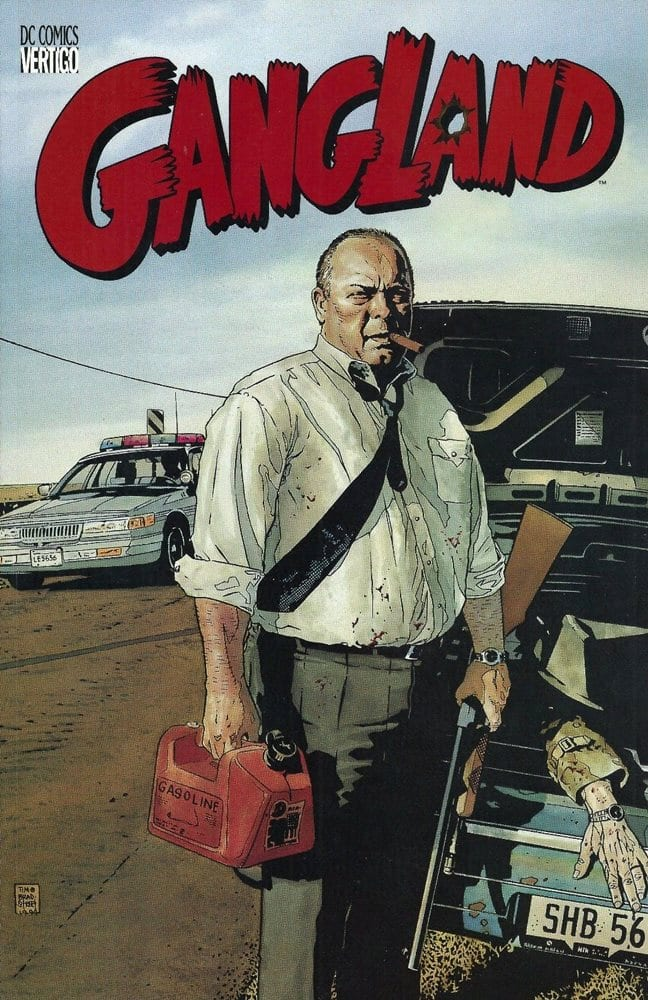 Comic completo Gangland
