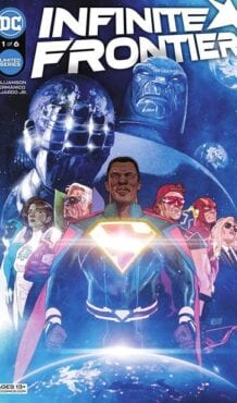 Comic completo Infinite Frontier
