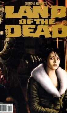Comic completo Land of the Dead