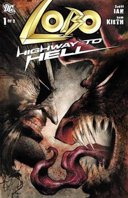 Descargar Lobo Highway to Hell comic