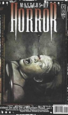 Comic completo Masters of Horror