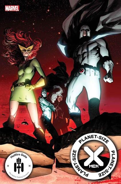 Comic completo Planet-Size X-Men