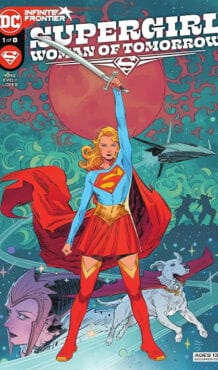 Comic completo Supergirl: Woman of Tomorrow