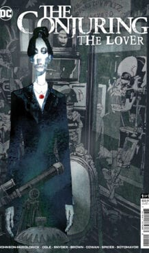 Comic completo The Conjuring: The Lover