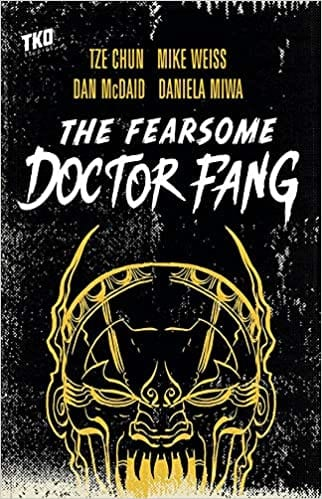 Comic completo The Fearsome Doctor Fang