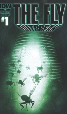 Comic completo The Fly: Outbreak