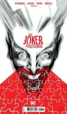 Comic completo The Joker Presents: A Puzzlebox