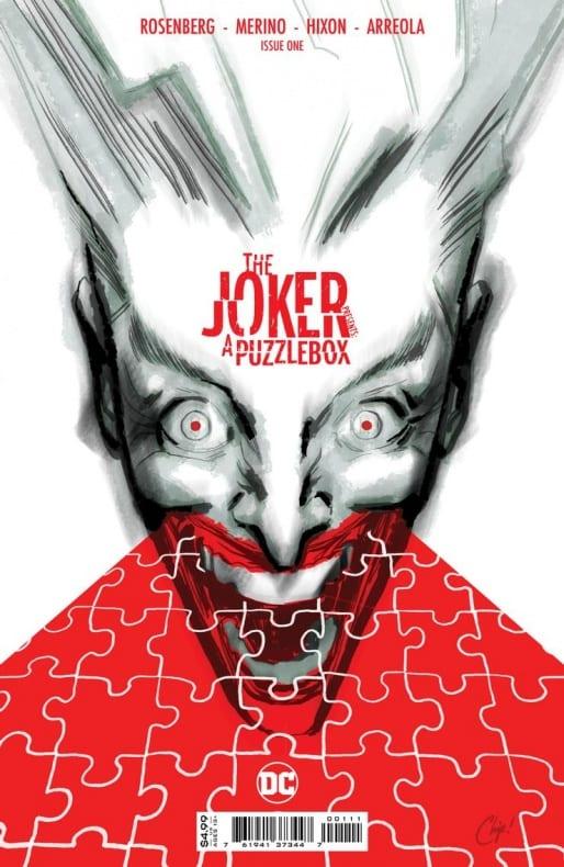 Descargar The Joker Presents A Puzzlebox comic