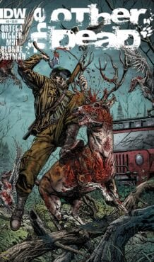 Comic completo The Other Dead