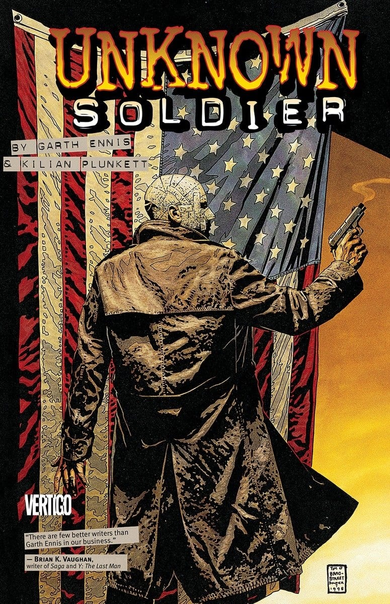 Comic completo The Unknown Soldier