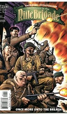 Comic completo Adventures in the Rifle