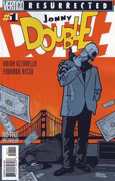 Comic completo Jonny Double