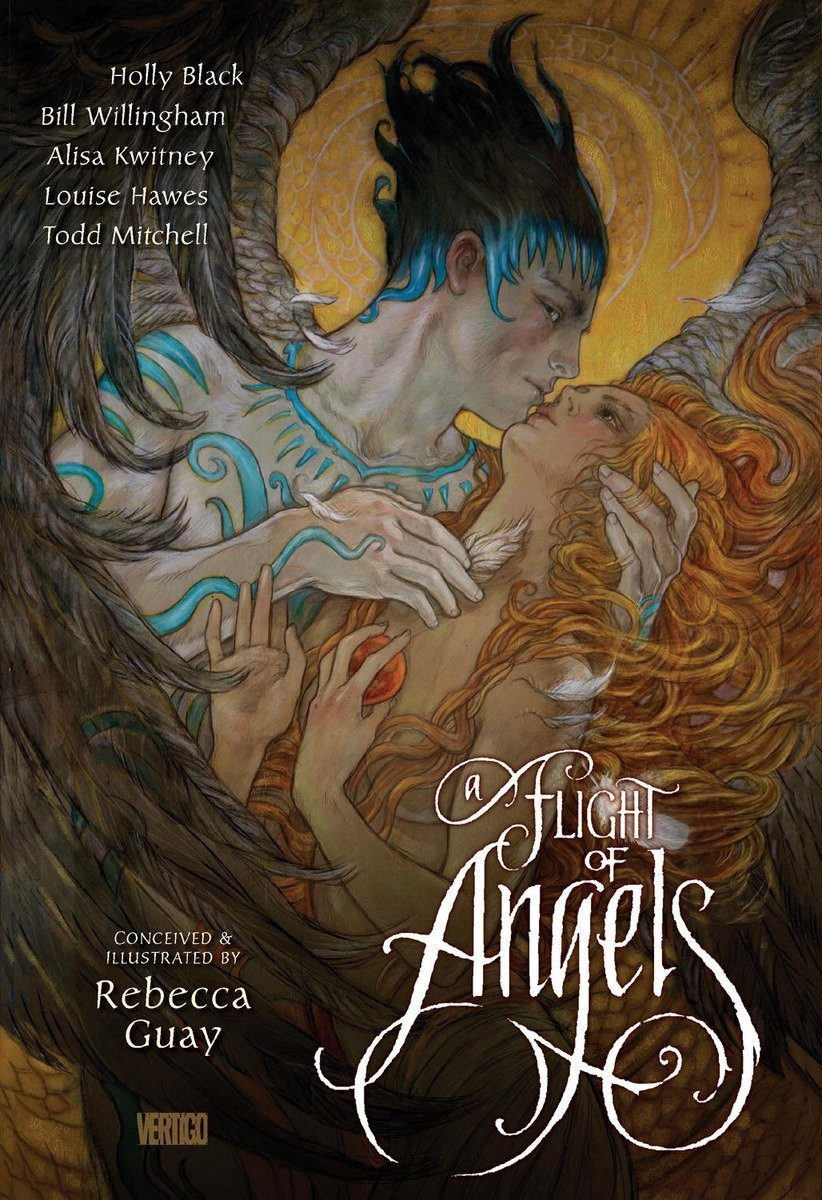 Comic completo A Flight of Angels
