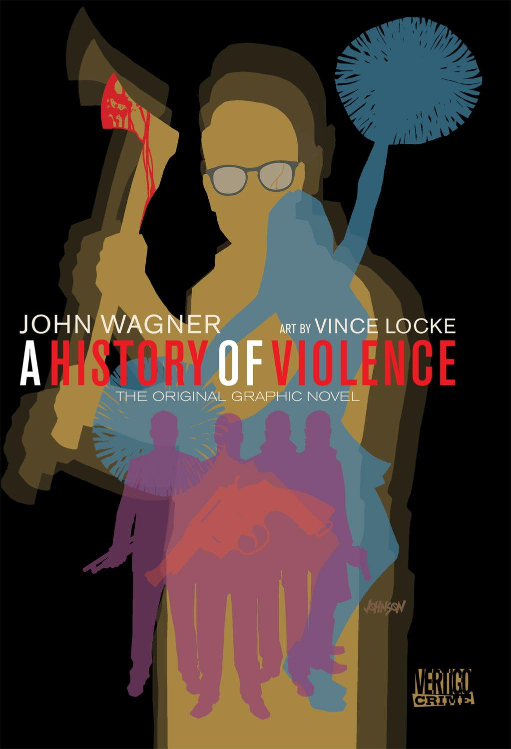 Comic completo A History of Violence