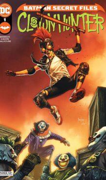 Comic completo Batman Secret Files: The Clownhunter