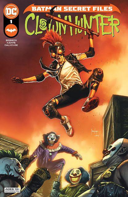 Descargar Batman Secret Files The Clownhunter comic
