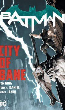 Comic completo Batman: The City Of Bane